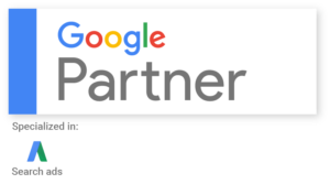 Google partner agency London