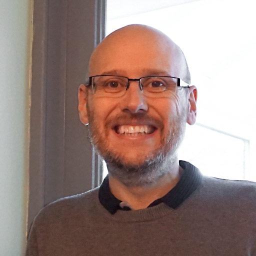David Ross, digital marketer and web developer
